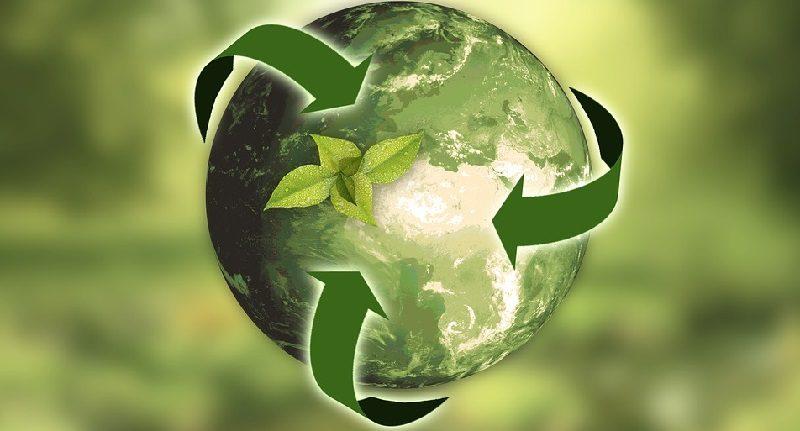 nachhaltiger Rohstoff-Kreislauf