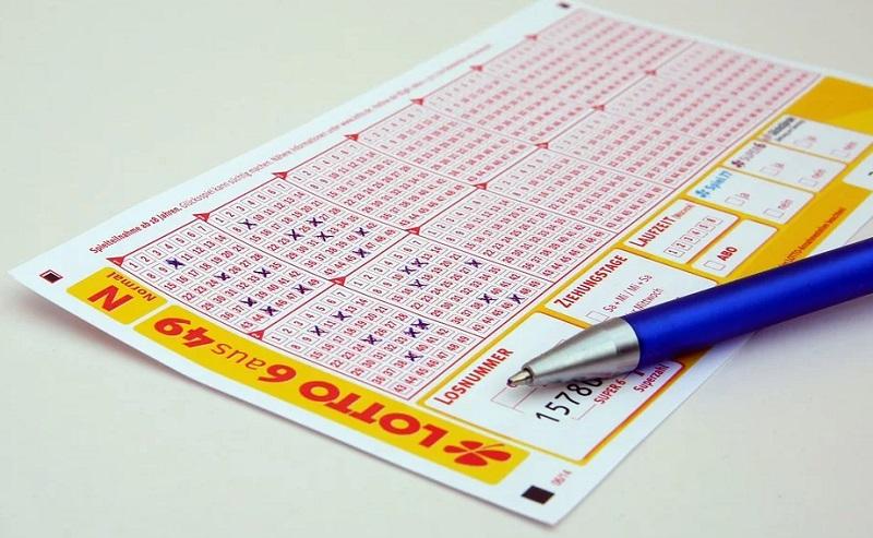 Kleiner Lottogewinn